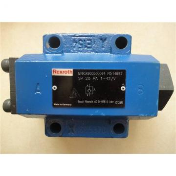 REXROTH 4WE 6 J6X/EW230N9K4/V R978024427 Directional spool valves